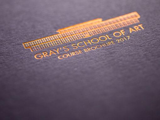 GRAY'S SCHOOL OF ART